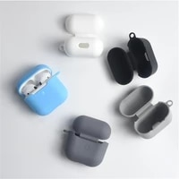 suitable for airpods pro 4 bluetooth wireless earphone cover silicone protective cover charging case bags