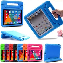 Antichoc enfants dur enfants EVA mousse étui pour samsung Galaxy Tab S6 10.5 2019 SM-T865 SM-T860 couverture tablette PC coque + stylo