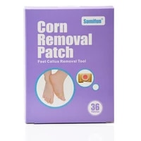 brand 36pcsbox foot corn remover patch feet plaster callus removal tools foot detox patch feet care products jmn006