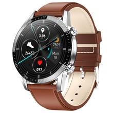 L13 Смарт-часы для мужчин ECG Bluetooth отслеживание вызовов Модель Смарт-часы для мужчин IP68 Водонепроницаемые Смарт-часы для IOS Android