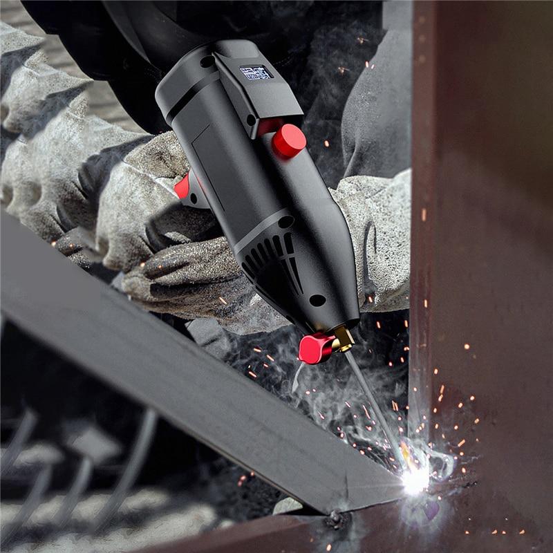 220V 3000W Mini Electric Arc Welding Machine Portable Handheld Automatic Digital Intelligent Welder Tool Current Adjustment enlarge