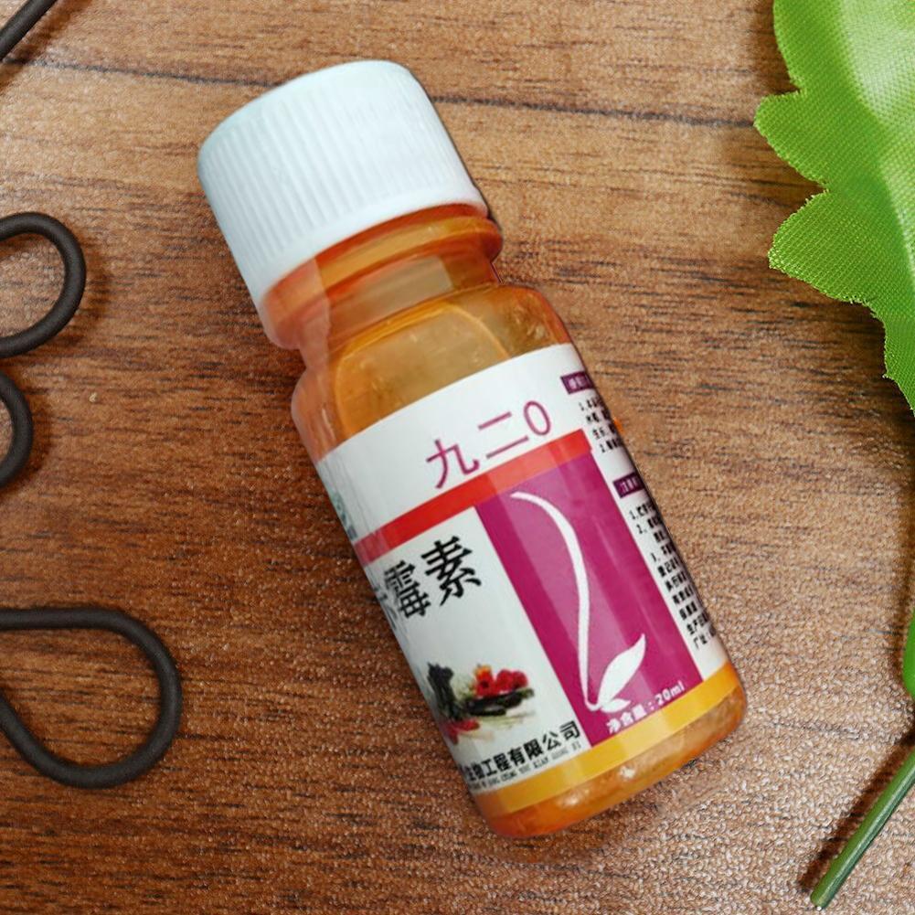 Hormona de água gibberellic ga3/gibberellin/ga3/gibberellic do ácido do jardim 20 ml com ácido solúvel v3g8 da garrafa da planta de crescimento