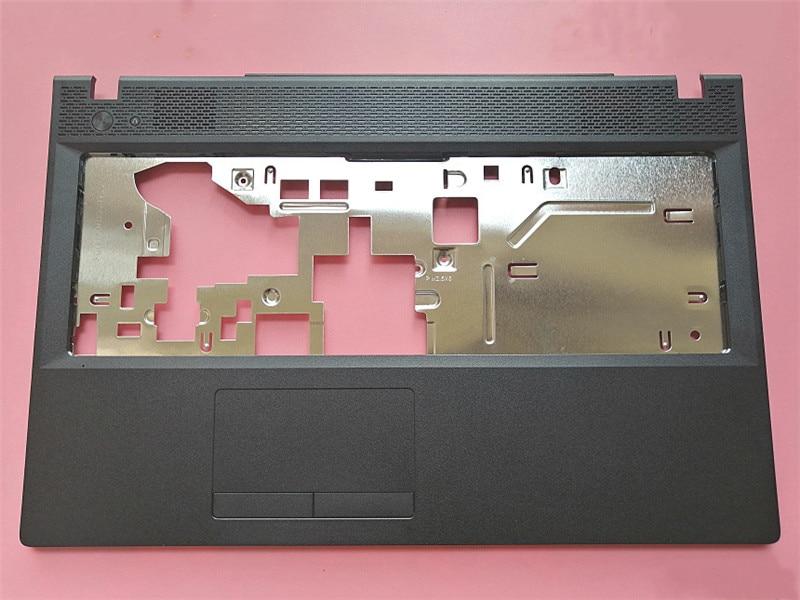 جراب كمبيوتر محمول أصلي جديد لهاتف Lenovo G500 G505 G510 ، غطاء C ، دعم يدوي مع لوحة لمس بلاستيكية غير لامعة 90022710 AP0Y0000D00