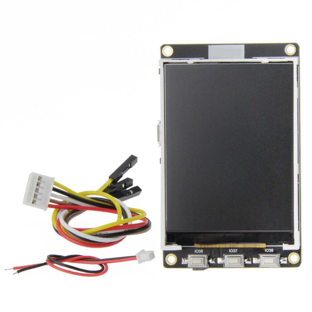 وحدة لوحة التطوير Ttgo Psarm 8m Ip5306 I2C, 2.2 بوصة LCD Ttgo Psarm 8m Ip5306 I2C للوحة Arduino 240x320 TFT + SD Card WIFI + Bluletooth ESp32 Board