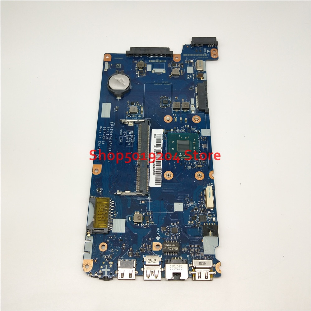 For Lenovo 100-15IBY Laptop motherboard N2840 SR1YJ AIVP1/AIVP2 LA-C771P Mainboard
