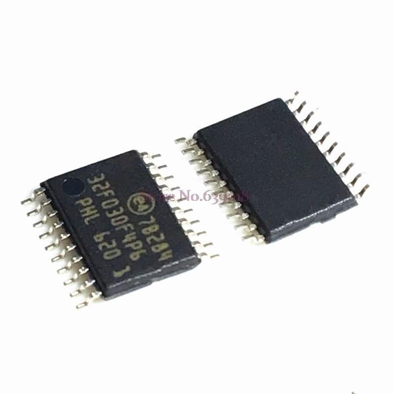 50 pçs/lote STM32F030F4P6 STM32F030 TSSOP-20