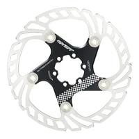 ryet bicycle brake 160mm180mm203mm disc brake mtb dh disc rotors hydreaulic brake pad float brake pad bicycle parts