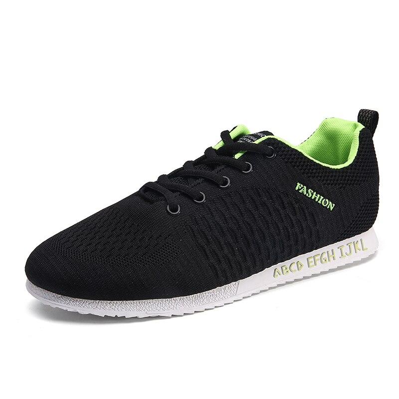 Мужская обувь, размеры 39-47, Легкие беговые кроссовки, дышащая сетчатая спортивная обувь, мужские кроссовки для бега и бега