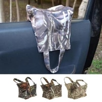 outdoor hunting shooting support gun bag target bench rest bag unfilled stand sports sandbag gun accessories