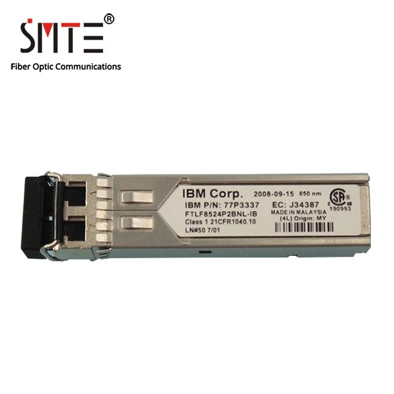 Finisar FTLF8524P2BNL-IB 4Gb SFP-SW 77P3337 متعددة وضع الألياف البصرية وحدة