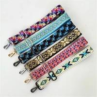nylon bag straps 140cm women cross body ladies messenger handle bag strap diy removable special handbag accessories