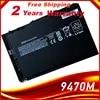 Batterie pour HP EliteBook Folio 9470 9470M 9480M HSTNN-IB3Z HSTNN-DB3Z HSTNN-I10C BA06 687945 – 001 BT04XL