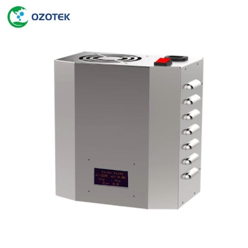 OZOTEK 1.0-3.0 PPM الأوزون مولد ل غسالة TWO004 5 جرام/ساعة شحن مجاني