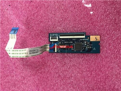 Para Dell XPS 15 DE 9560, 9550 de 9570 teclado retroiluminación tablero...