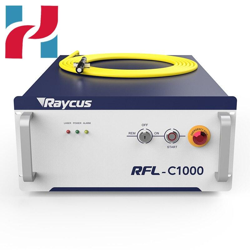 Original Raycus Laser Source 1000W Single Module CW Laser RFL-C1000X 2 Years Warranty for Fiber Cutting Machine