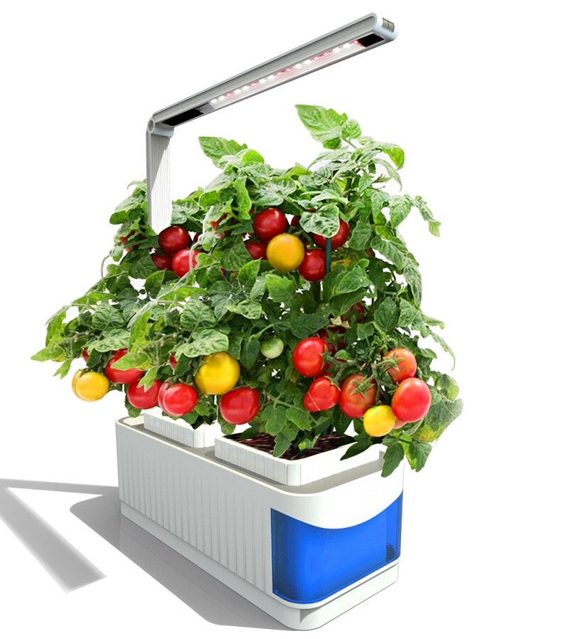 Full Spectrum Multifunction Smart Herb Garden Kit LED Grow Light 110V 220V Indoor Plants Flower Hydroponics Grow Tent Box