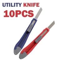 10p creative stationery utility knife office culture desktop supplies cartoon children diy primary school tool knife
