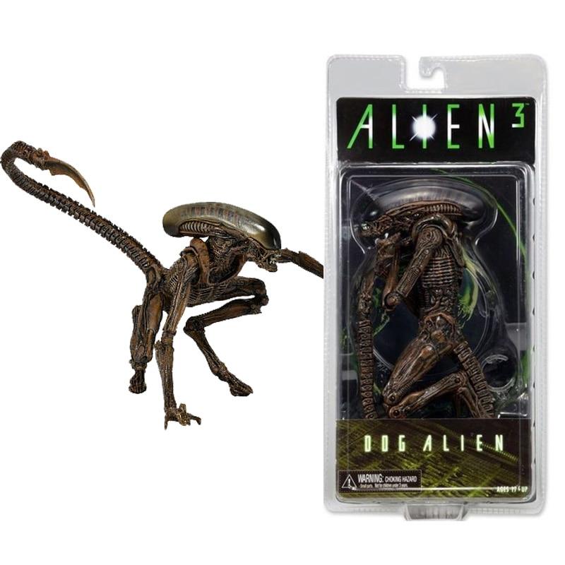 Perro figura de Alien NECA xenomorfo Alien 3 figuras de acción de...