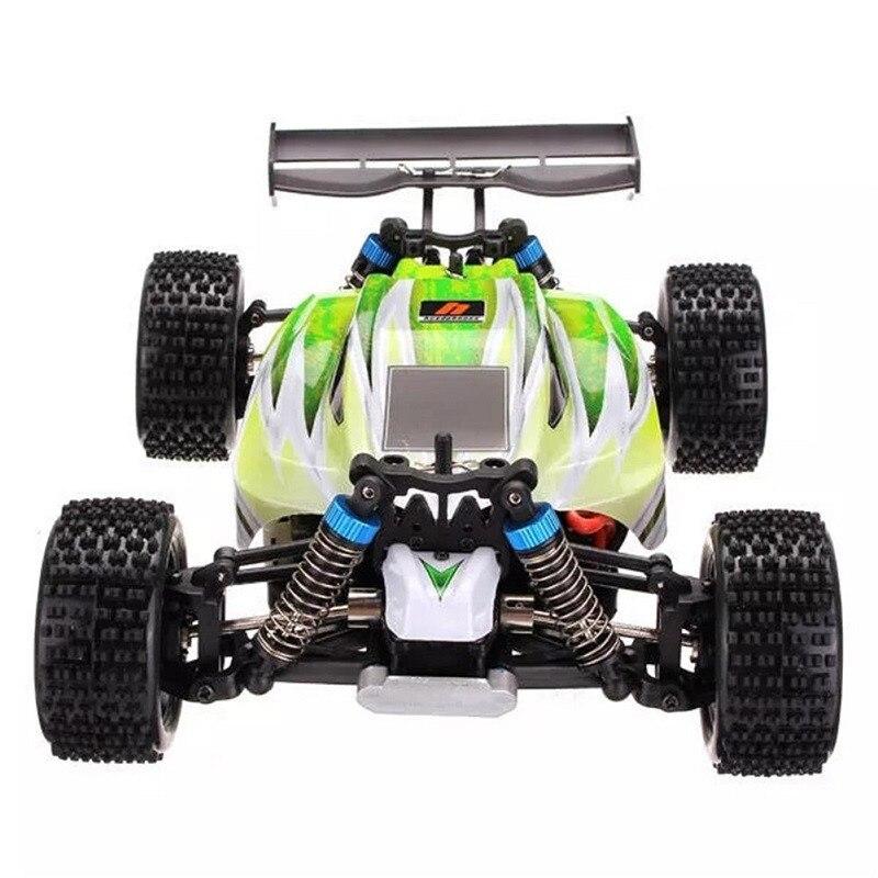WLtoys A959 A959B 1/18 70 км/ч скоростной гоночный автомобиль 540 матовый мотор 4WD внедорожный пульт дистанционного управления электрический автомобил...