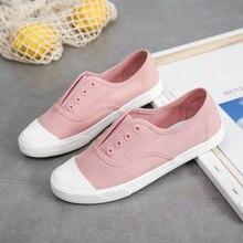 Woman Vulcanize Shoes Women's Canvas Casual Sneakers Classsice Girls Spring Running 2021 Desinger Wa