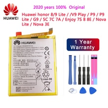 Оригинальный аккумулятор для телефона Hua wei HB366481ECW для huawei honor 8 honor 8 lite honor 5C Ascend P9 / P10 P9 Lite G9