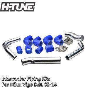 Aluminum Turbo Intercooler Piping Kits for Hilux VIGO/FORTUNER 3.0L 2005-2014