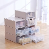 factory direct sales of simple modern underwear and underwear compartment clothing combination storage cabinet storage box