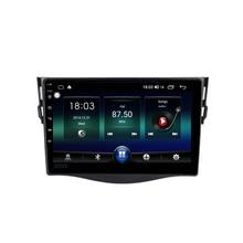 Автомобильный мультимедийный плеер, Android 9,0, 2 din, dvd, gps, навигация для Toyota RAV4 Rav 4 2007-2011, автомагнитола, стерео