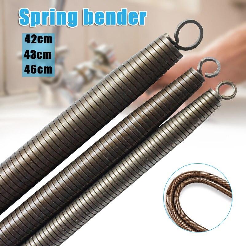 Dobladora de tubos de PVC para tubos de resorte que elimina la necesidad de calentar mantas tubería de PVC _ WK