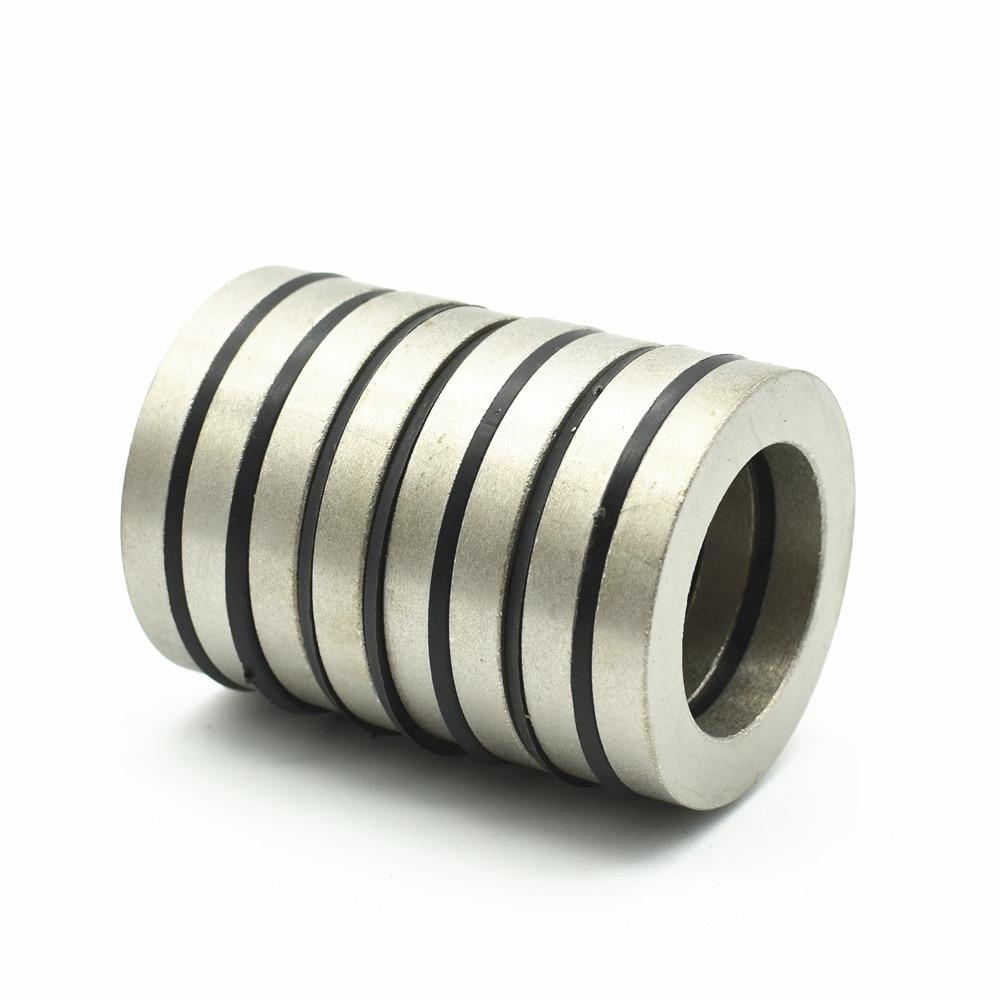 24 قطعة SmCo المغناطيس الدائري OD 45x30x6 ملليمتر 1.81