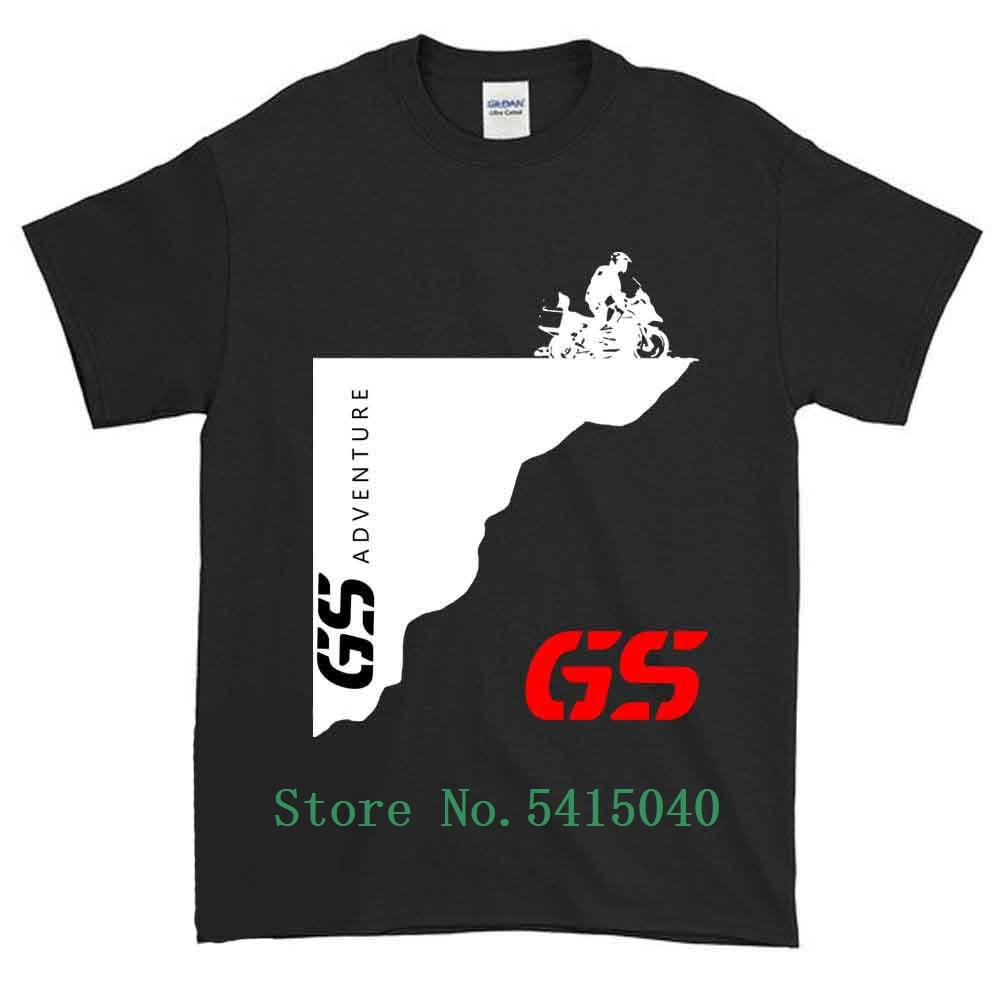 2019 nueva camiseta para hombres motocicleta Gs Fans Gs 1150 1200 1250 camiseta plana motor Boxer Motorrad