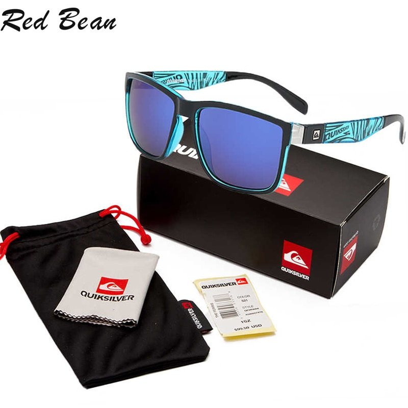 Classic Sports Square Sunglasses Men Women Brand Design Beach Sun glasses for Men Popular Goggles UV