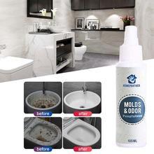Root Out moule dissolvant Spray nettoyant pour toilettes bombes à bulles magiques qualité 100ml outils de nettoyage Super puissance incroyable nettoyant pour toilettes