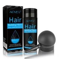 hair fibers hair fiber applicator hair building fiber spray pump styling color powder extension thinning thickening hair growth