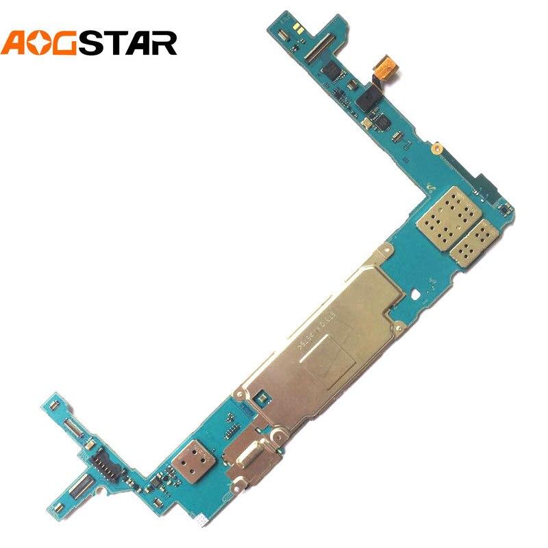 Aogstar trabalhando bem desbloqueado com chips mainboard global firmware placa-mãe para samsung galaxy tab 3 8.0 t310 t311 16 gb