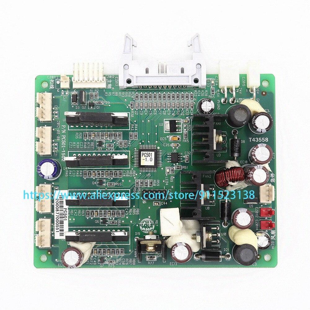 Prodigi-قطع غيار ماكينة التطريز المنزلية ، AEMco Feiya ZGM Haina Ricoma CAMFive ، Dahao ، لوحة إلكترونية ، PC501