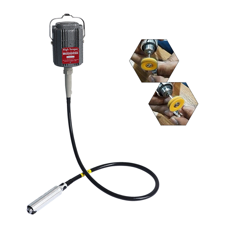 High Torque 5000 rpm Flexible Shaft Machine ,goldsmith tools,polishing flexible shaft machine,hanging rotary tool motor & hangin