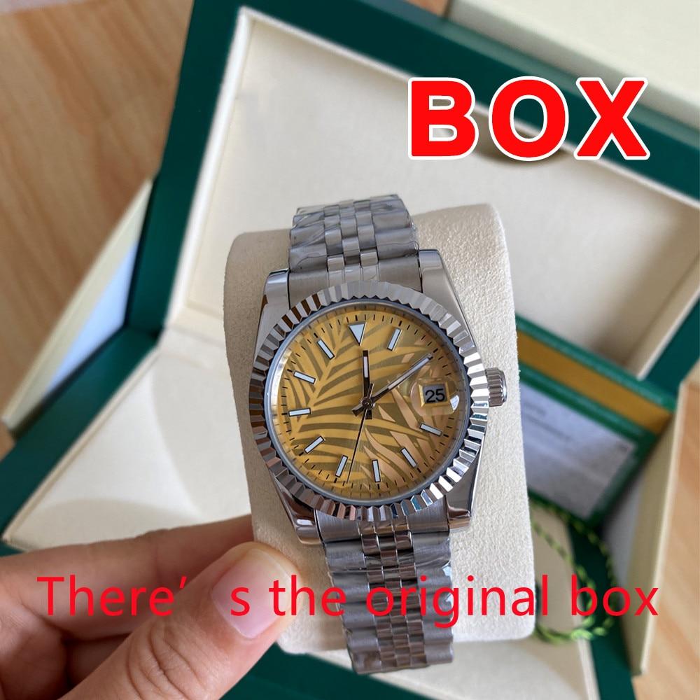Reloj Automático clásico para hombre, cristal de zafiro, movimiento japonés Miyota 2813, caja de acero inoxidable, nuevos relojes 2021