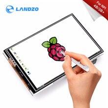 Raspberry Pi 3,5 дюймов сенсорный экран TFT lcd предназначен для Raspberry Pi 4 Модель B/3B +/3B, 125MHz высокоскоростной SPIi, 480x320PX, XPT204