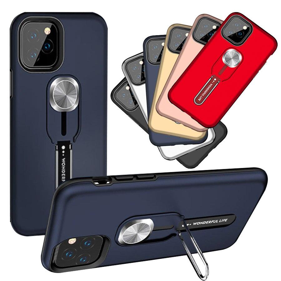 Ip 11Pro защитный чехол для Apple iphone 11 Pro максимальный чехол 2019 11max 11Promax iphone 11 i11 ip11 iphone 11Pro mas stand bumper