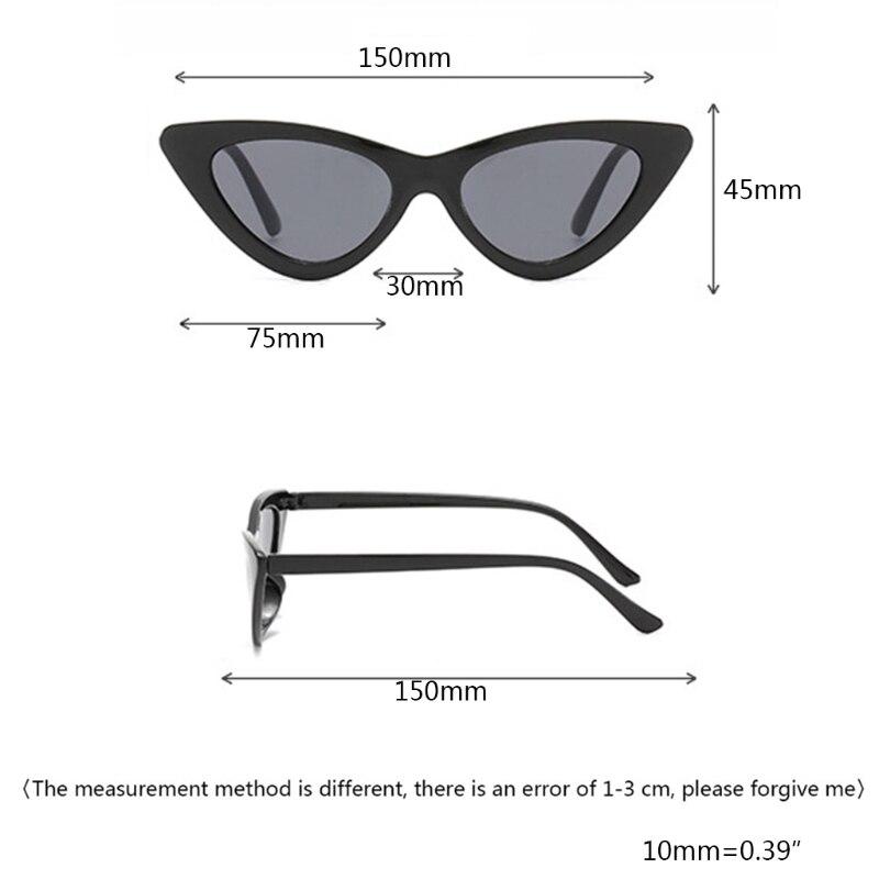 Women Sexy Retro Cat Eye Sunglasses UV400 Eyeglasses Sun Glasses Eyewear Shades