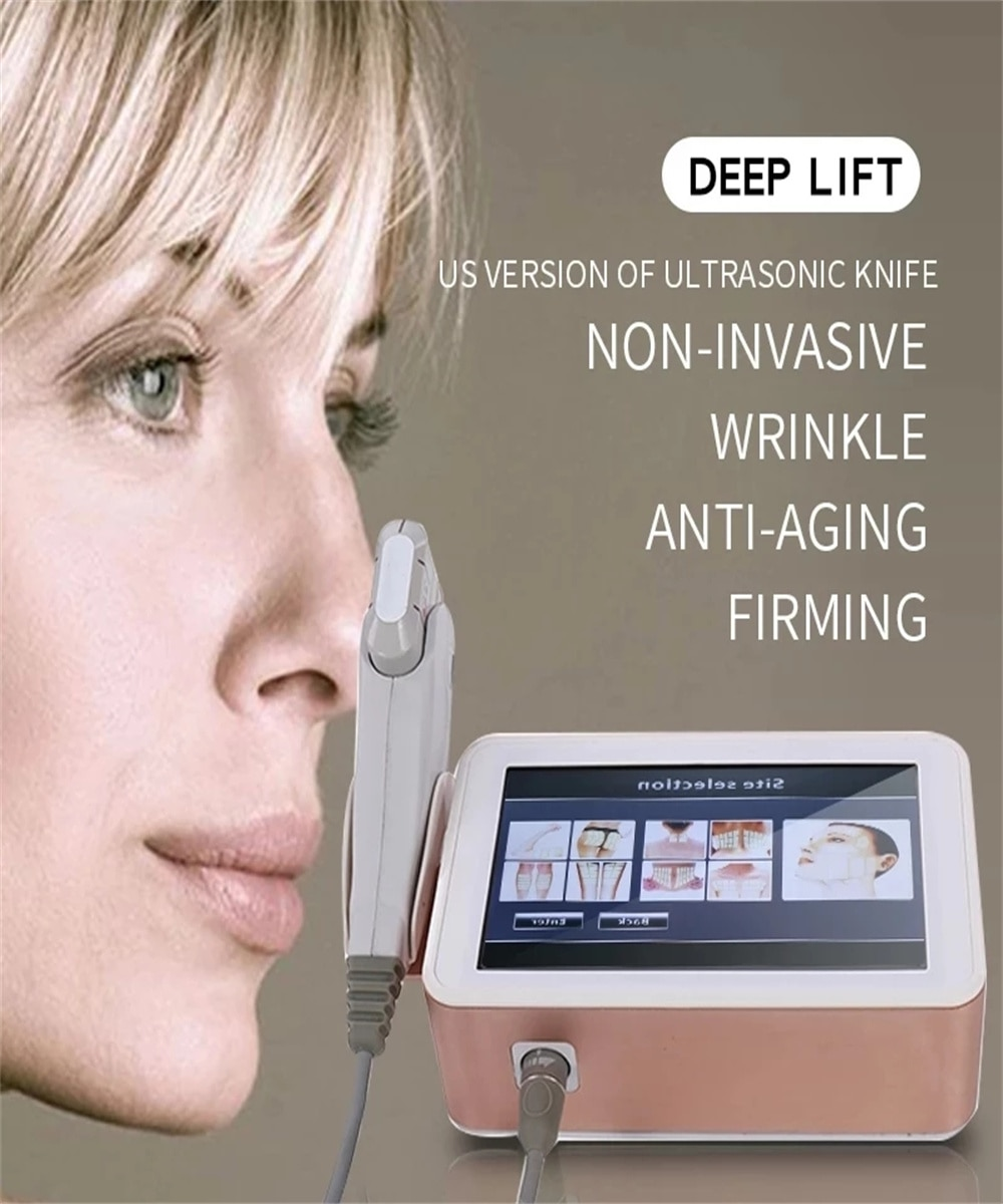 Skin tightening wrinkle removal anti-aging beauty machine body sliming fat reduction skincare spa equipment