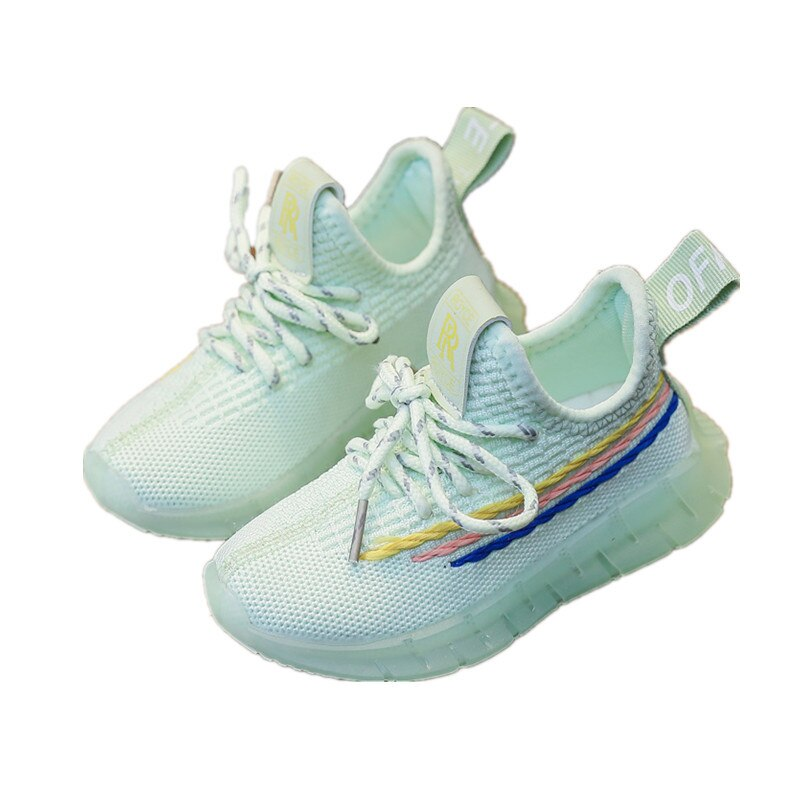 CNFSNJ Casual Children Shoes Baby Girls Sneakers Breathable Spring summer Boys Sport Running Shoes Kids Flat School hollow