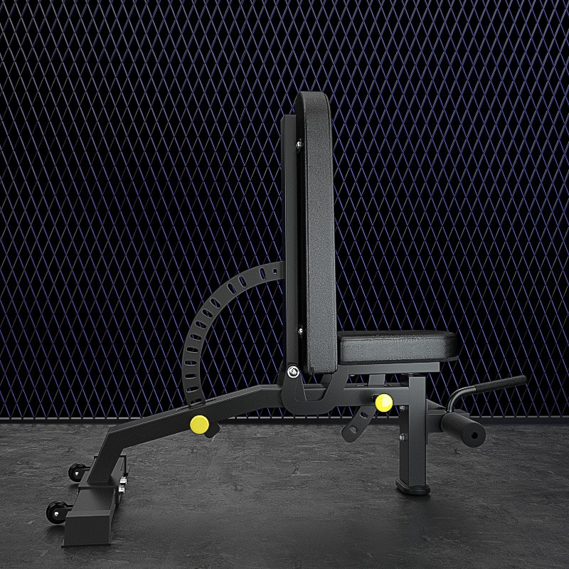 Gym Commercial Professional Men's Fitness Equipment Weight-Bearing Capacity Of Weight-Bearing Board Fitness Chair Dumbbell Bench