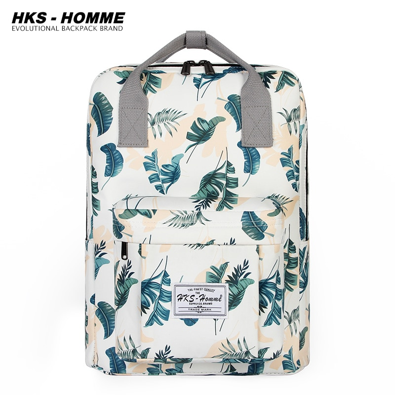 New backpack women large capacity student backpack school bag for teenage girls light shoulder bags for ladies travel backpacks