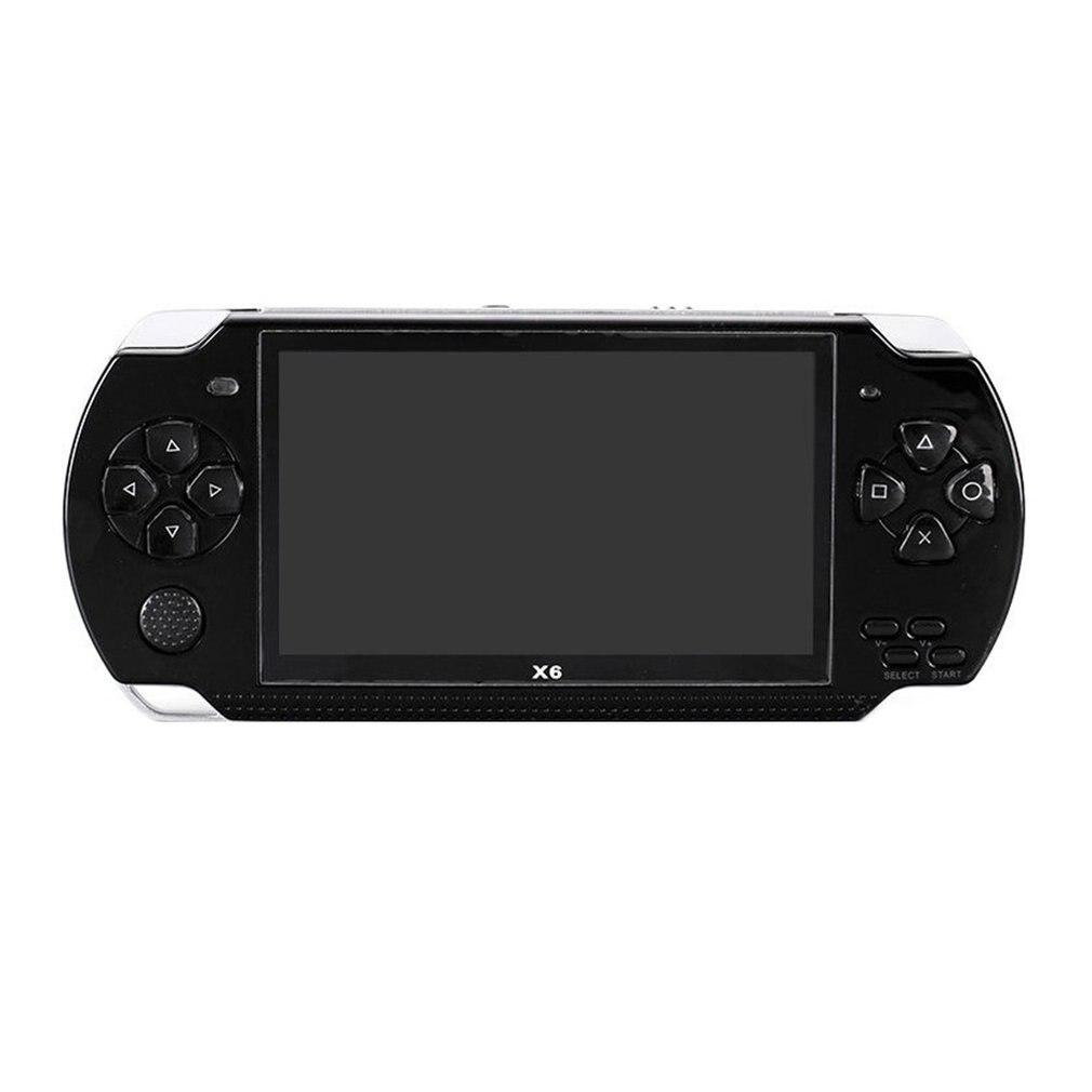 Console de videogame uniscom t893 4g 4.3 Polegada, tela touch de alta definição para console de jogos psp