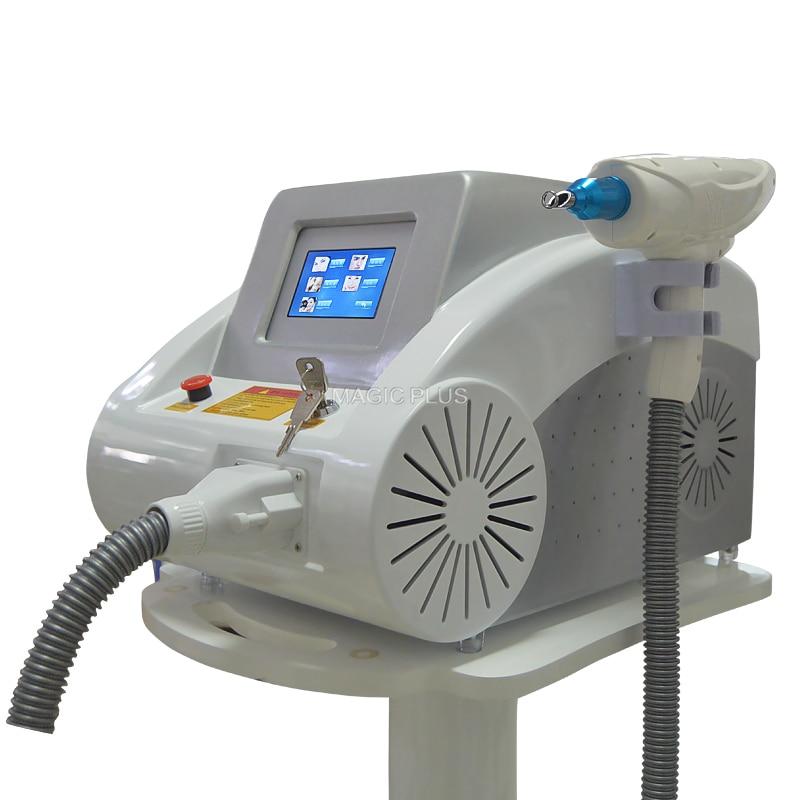 Profesional Nd Yag láser TattooRemoval máquina para carbono peeling