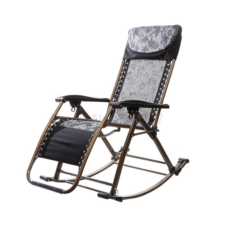 كرسي متأرجح كرسي الكبار الأسرة شرفة كرسي متأرجح كرسي مريح الترفيه للطي كرسي من الخيزران
