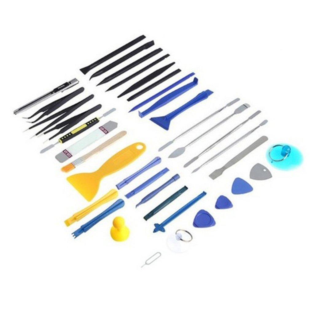 37 In 1 Universal Multi Mobile Phone Opening Repair Tool Kit Screwdriver Disassembly Hand Repair Tools For Pc Phone enlarge