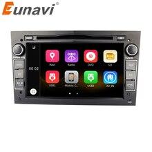 Eunavi-DVD de voiture 7 2 Din pour Vauxhall Opel Astra H G Vectra Antara Zafira Corsa gps navigation radio stéréo sur tableau de bord usb